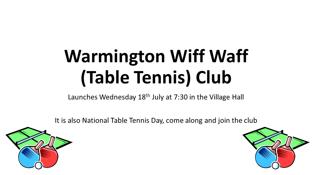 Warmington Wiff Waff